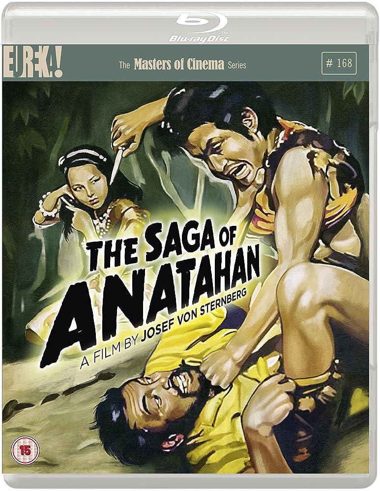 Jun Fujikawa, Shôji Nakayama, Akemi Negishi, Tadashi Suganuma, and Kisaburo Sawamura in Anatahan (1953)