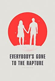 Everybody's Gone to the Rapture Poster