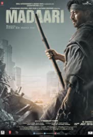 Madaari 2016 Hindi Movie BluRay 300mb 480p 1.2GB 720p 4GB 10GB 14GB 1080p