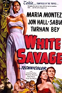 White Savage in hindi 720p