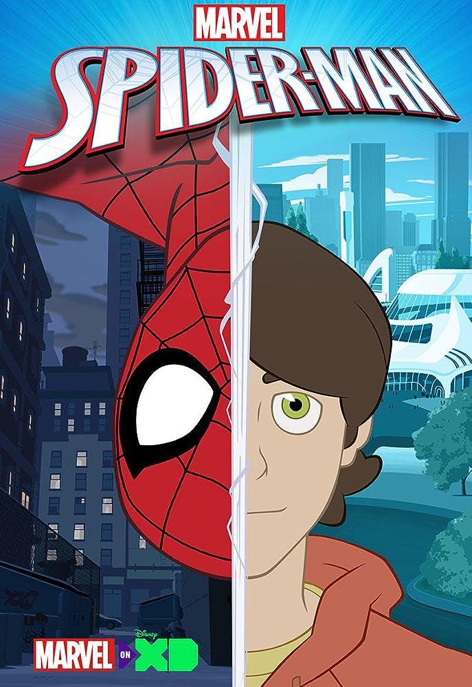 Žmogus Voras / Marvels Spider-Man (2017) 1 Sezonas