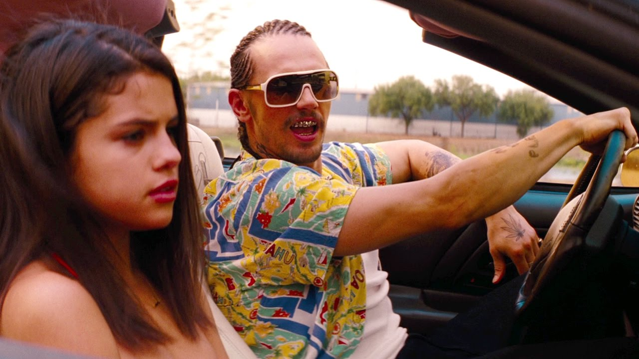 James Franco and Selena Gomez in Spring Breakers (2012)