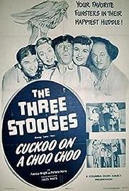 Cuckoo on a Choo Choo Poster