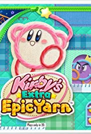 Kirby's Extra Epic Yarn Poster