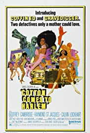 Cotton Comes to Harlem Poster