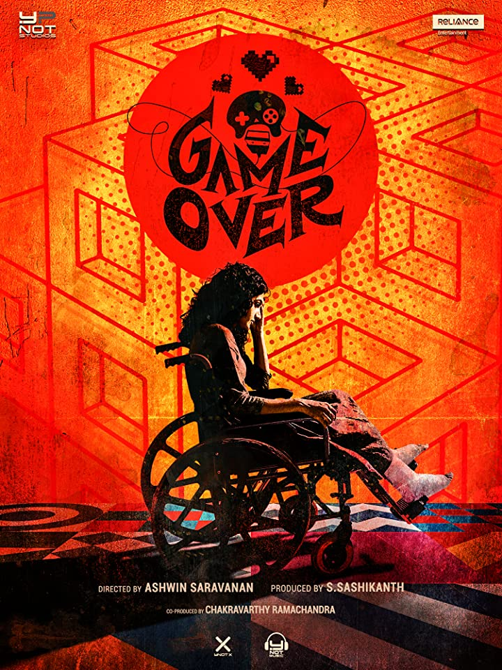 Game Over (2019) Hindi Dubbed