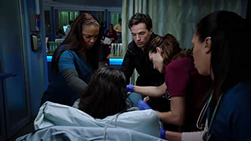 Chicago Med: A Pregnant Woman Who Can't Push