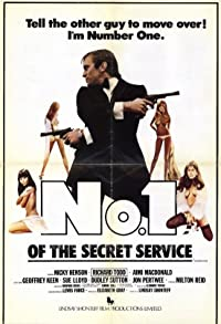 Primary photo for No. 1 of the Secret Service