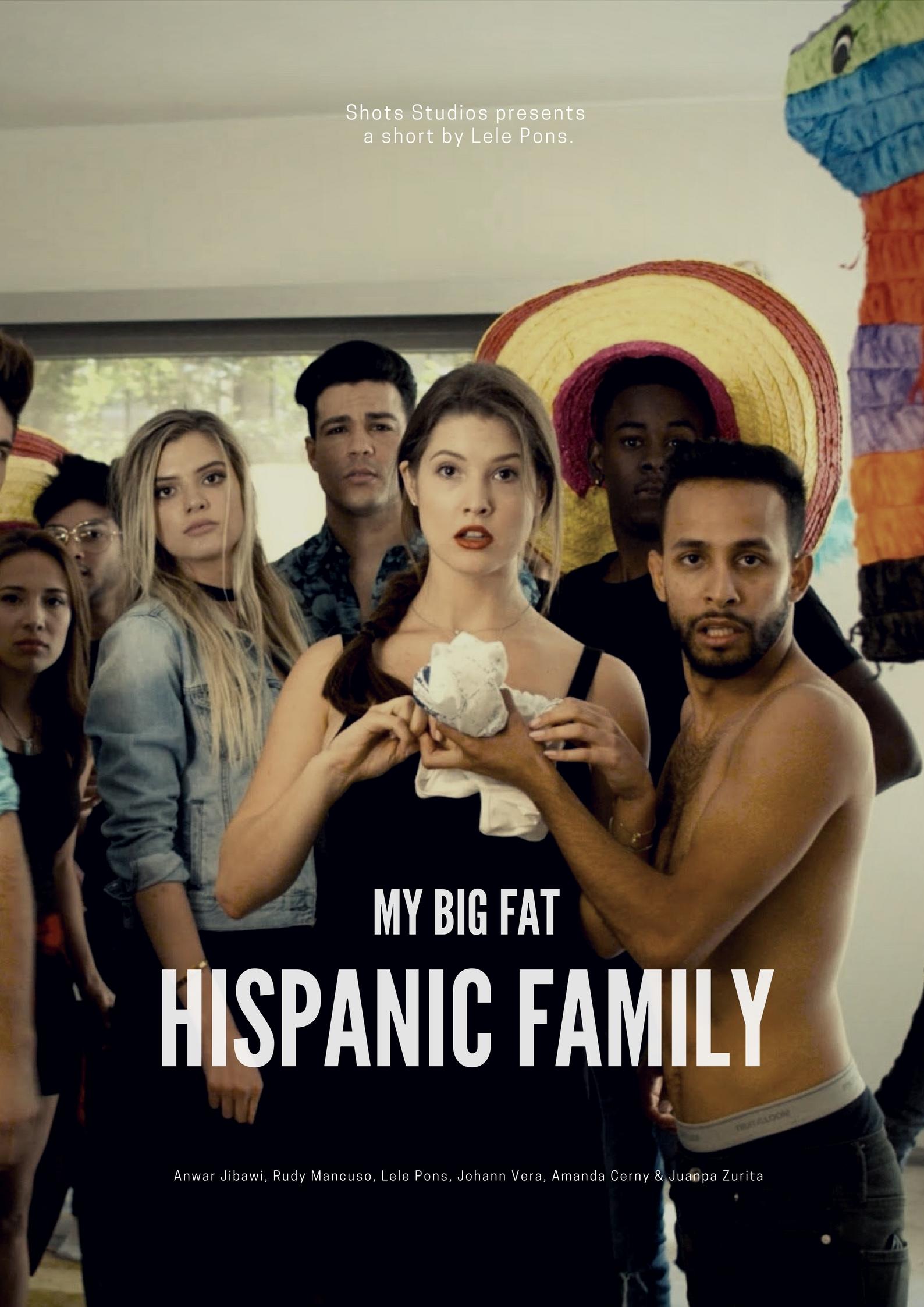 My Big Fat Hispanic Family (2016) - IMDb