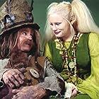 Maria Järvenhelmi and Allan Tuppurainen in Rölli ja metsänhenki (2001)