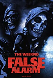 The Weeknd: False Alarm Poster
