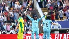 Segunda semifinal: Australia v Inglaterra