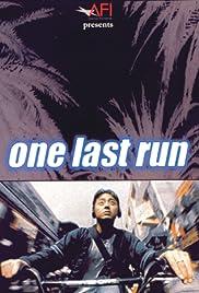 One Last Run Poster