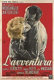 L'Avventura(1960) Poster - Movie Forum, Cast, Reviews