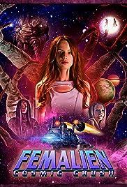 Femalien: Cosmic Crush Poster