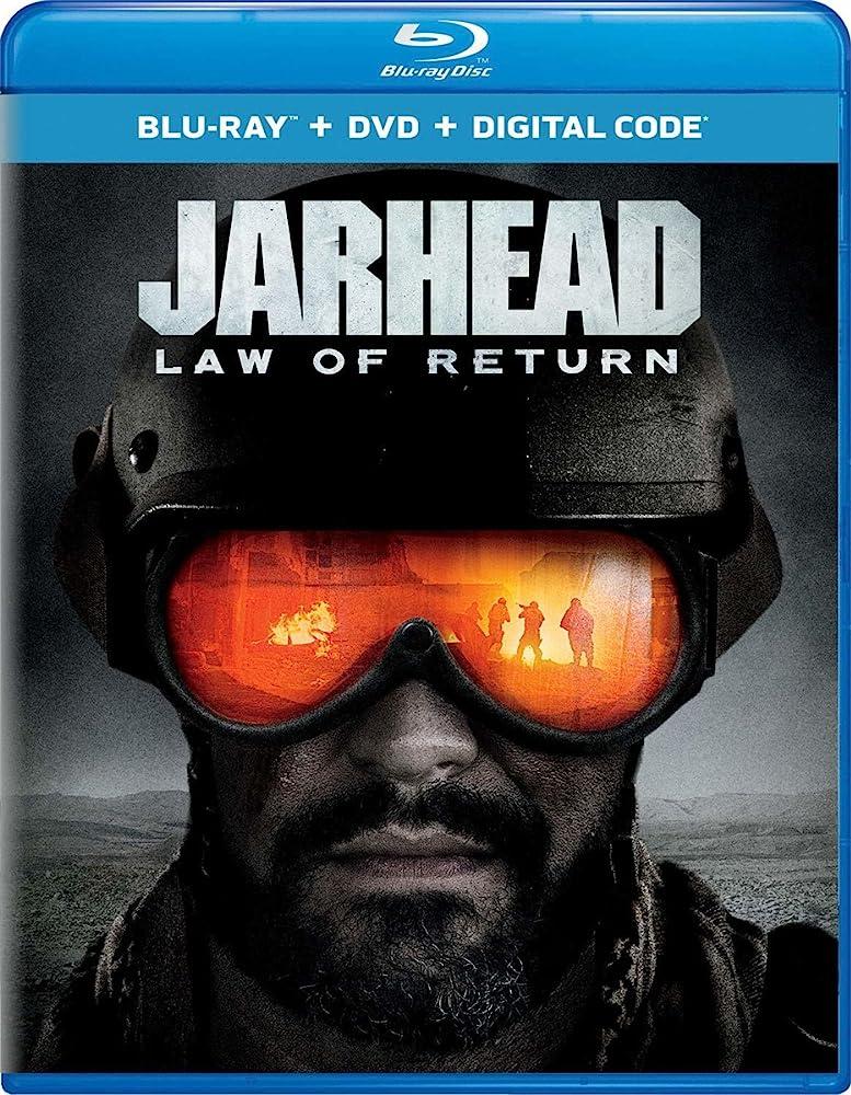Jarhead Law of Return 2019 English 323MB HDRip ESub Download