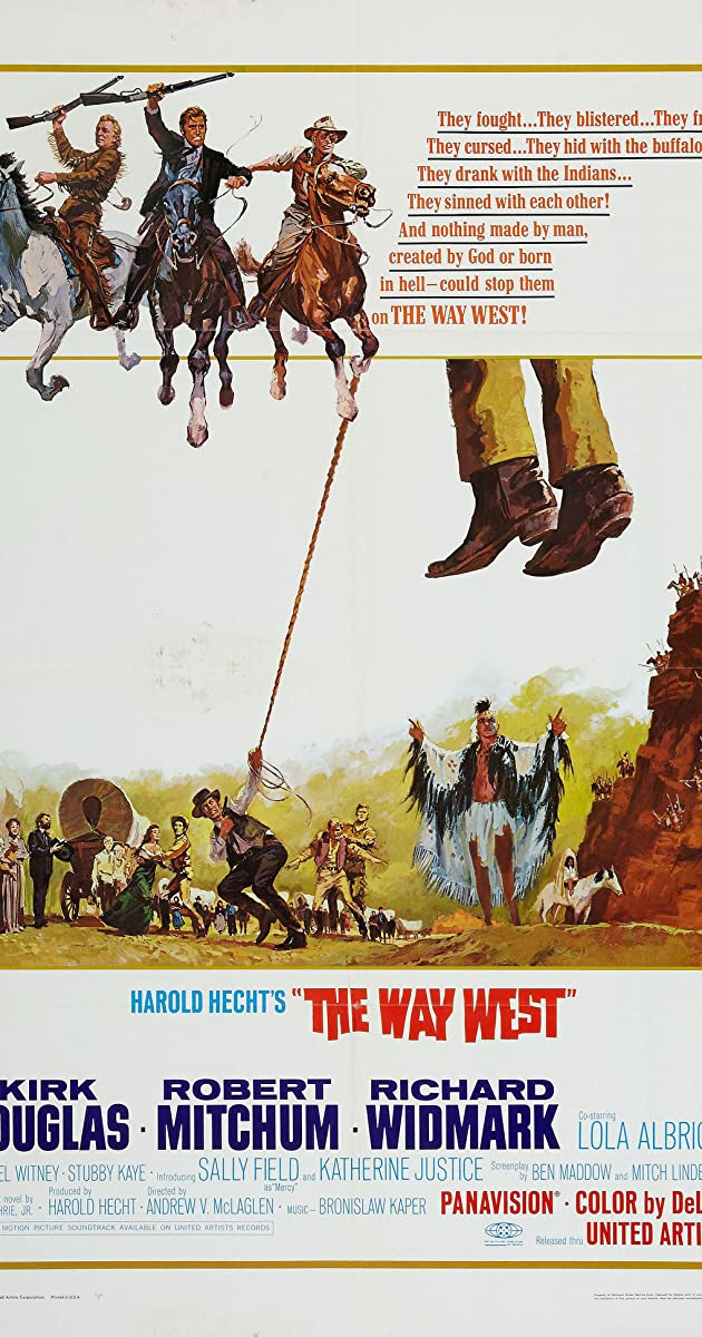 Subtitle of The Way West