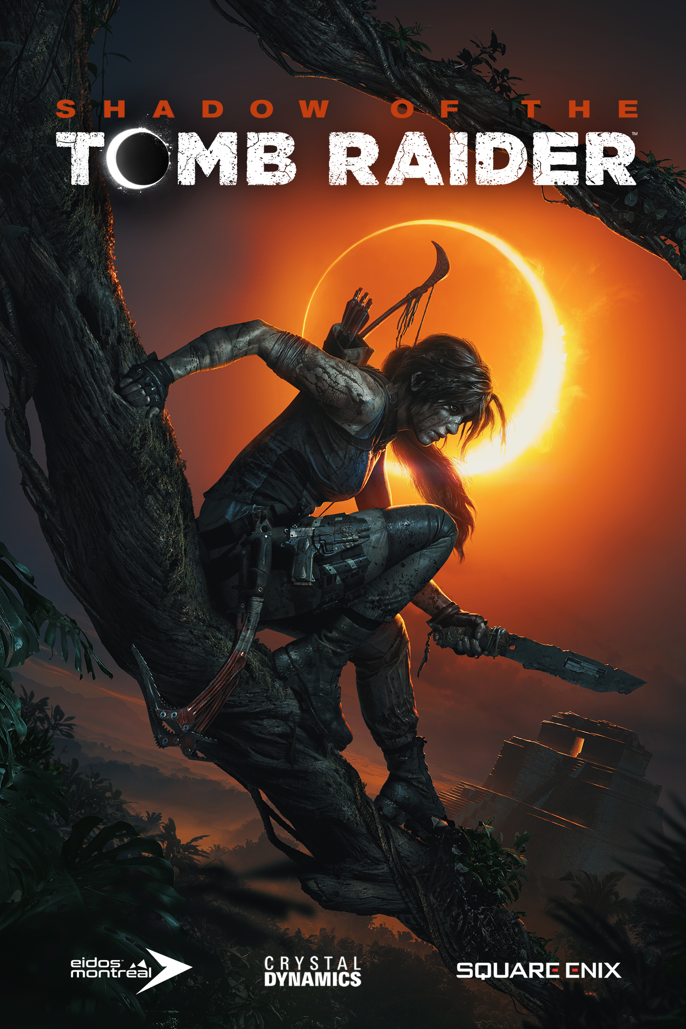 Shadow Of The Tomb Raider Video Game 2018