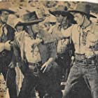 Bill Elliott, Kermit Maynard, J.P. McGowan, and Slim Whitaker in The Great Adventures of Wild Bill Hickok (1938)