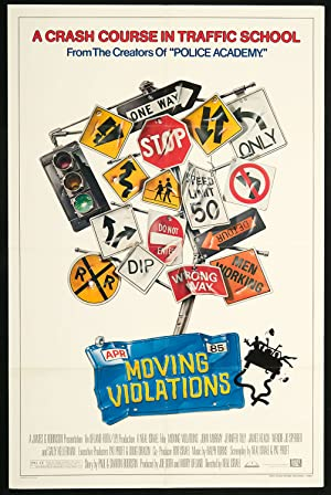 Moving Violations Poster Image