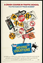 Moving Violations Poster