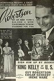 Ferdinand Gottschalk, Otis Harlan, Edgar Kennedy, William Orlamond, Franklin Pangborn, Guy Robertson, and Irene Ware in King Kelly of the U.S.A. (1934)