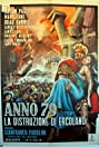 Anno 79: La distruzione di Ercolano (1962) Poster