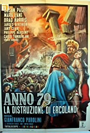 79 A.D. (1962) with English Subtitles on DVD on DVD