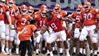 The story of Ray-Ray McElrathbey, a freshman football player for Clemson University, who secretly raised his younger brother on campus after his home life became too unsteady.