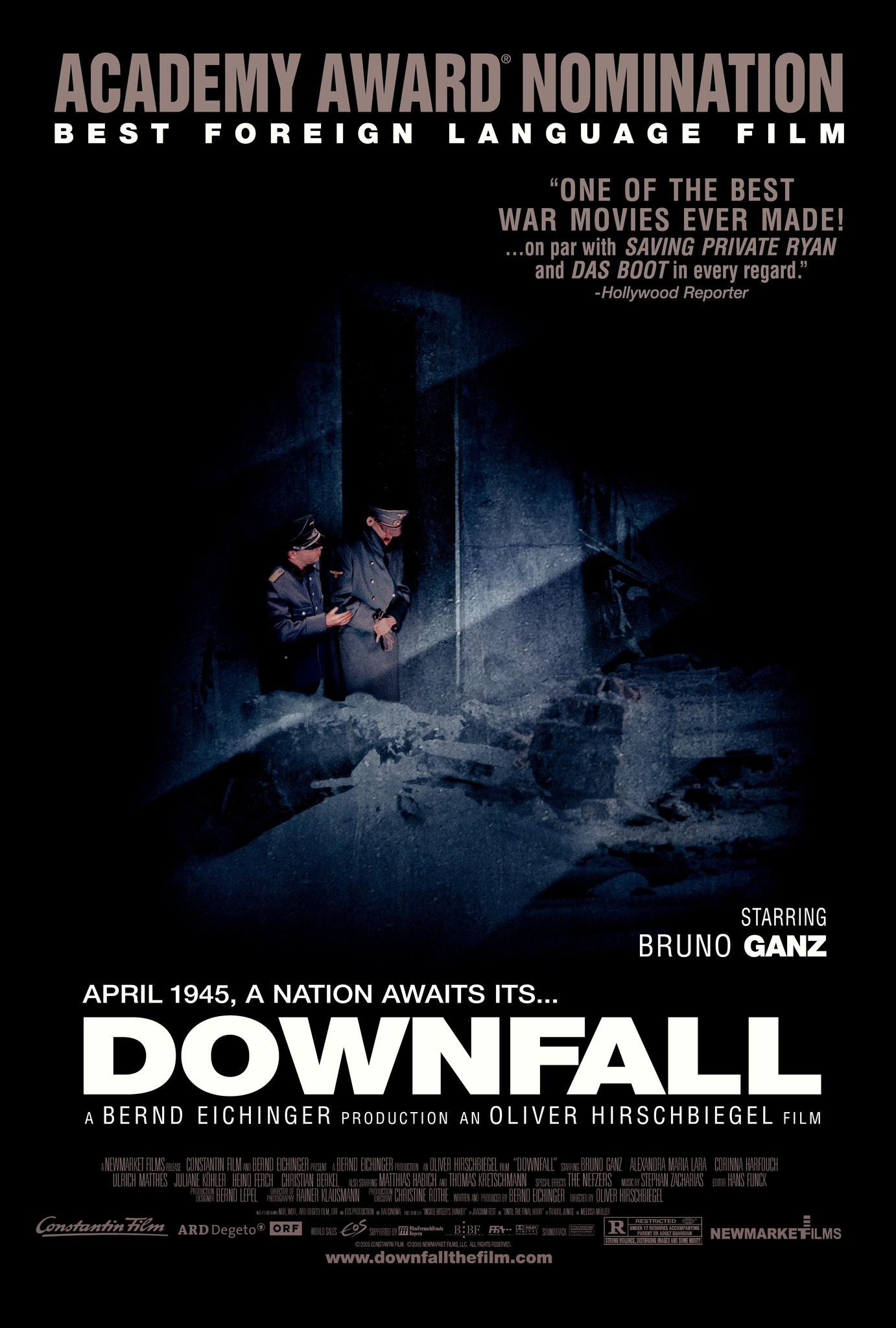 Downfall (2004) BluRay 720p & 1080p