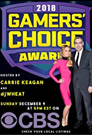 2018 Gamers' Choice Awards Poster