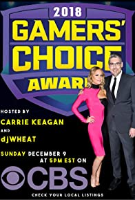 Primary photo for 2018 Gamers' Choice Awards