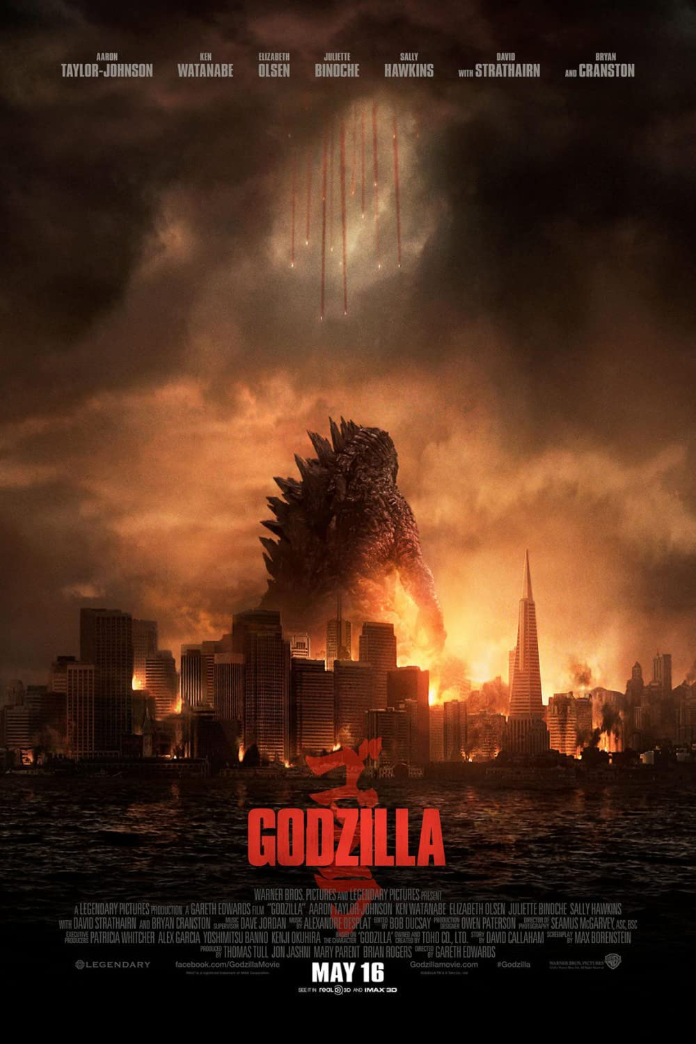 Download Godzilla 2014 Hindi Dual Audio 480p BluRay ESubs 450MB