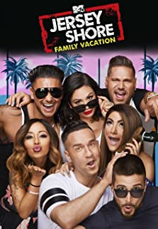Jersey Shore Family Vacation (2018– )