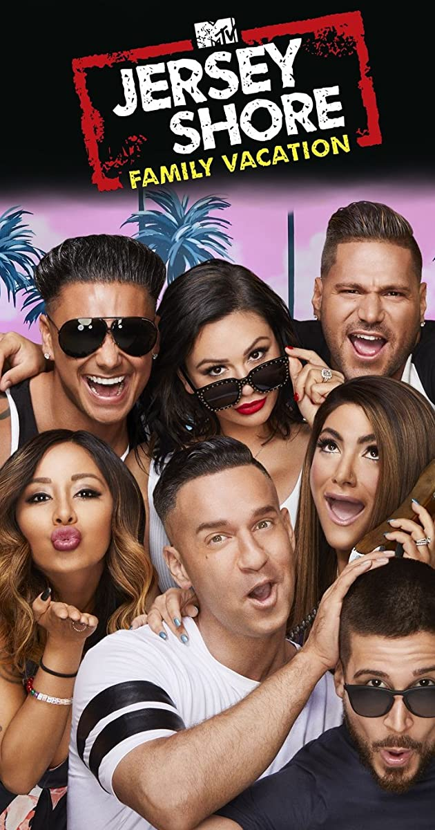 Download Jersey Shore Family Vacation or watch streaming online complete episodes of  Season 2 in HD 720p 1080p using torrent