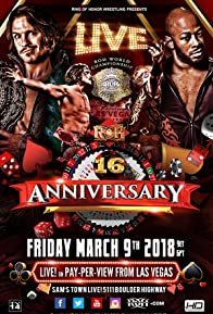 Primary photo for ROH 16th Anniversary