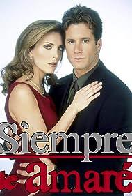 Laura Flores and Fernando Carrillo in Siempre te amaré (2000)