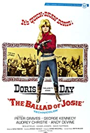 The Ballad of Josie Poster