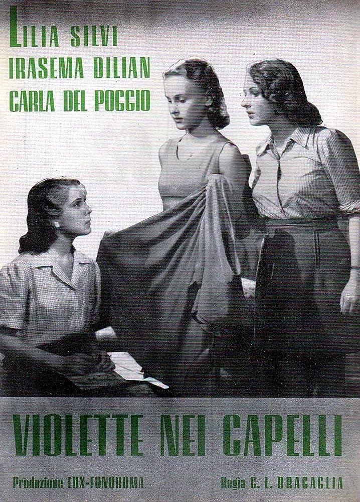 Risultati immagini per Violette nei Capelli