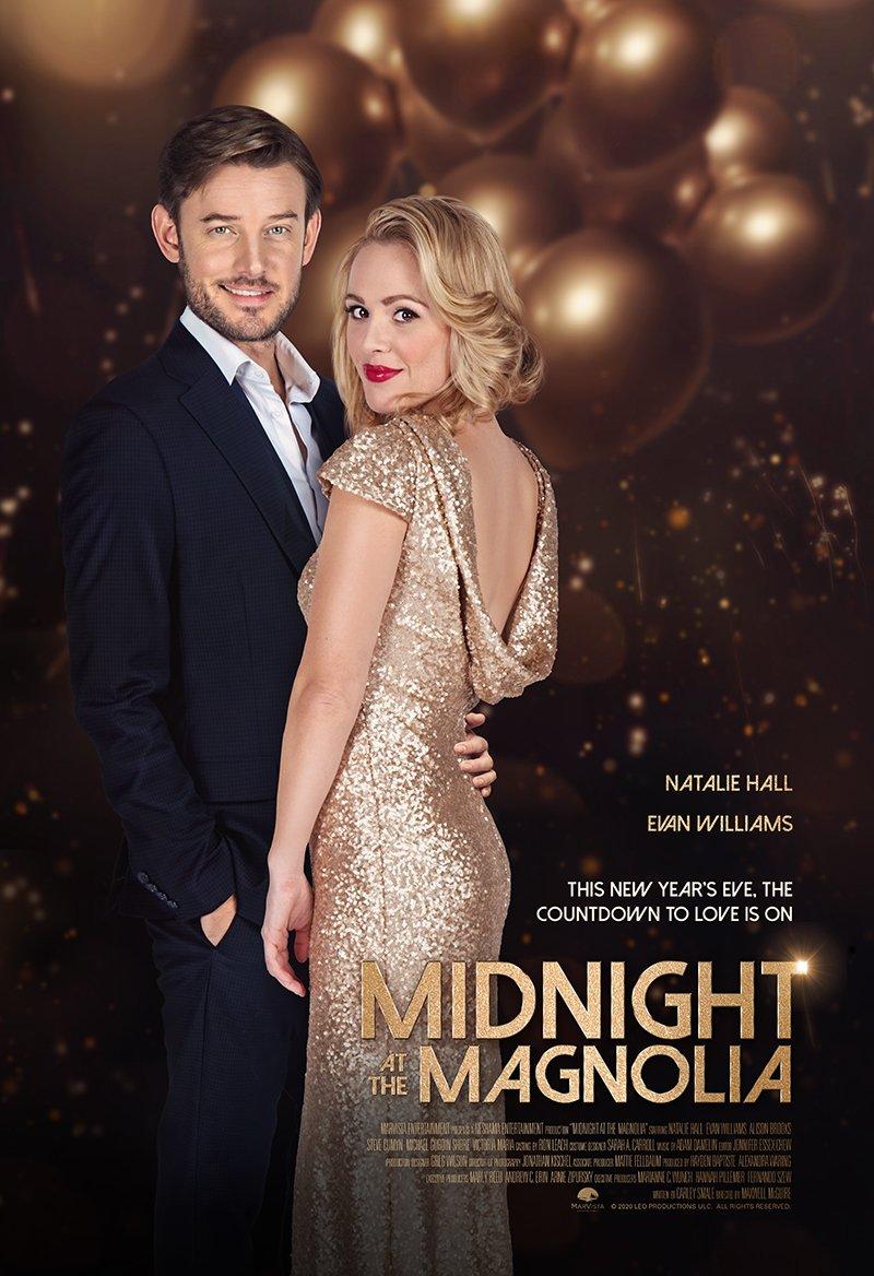 Kerstfilms Midnight at the Magnolia (2020) - IMDb