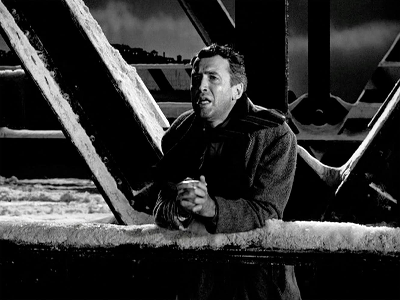 James Stewart in It's a Wonderful Life (1946)