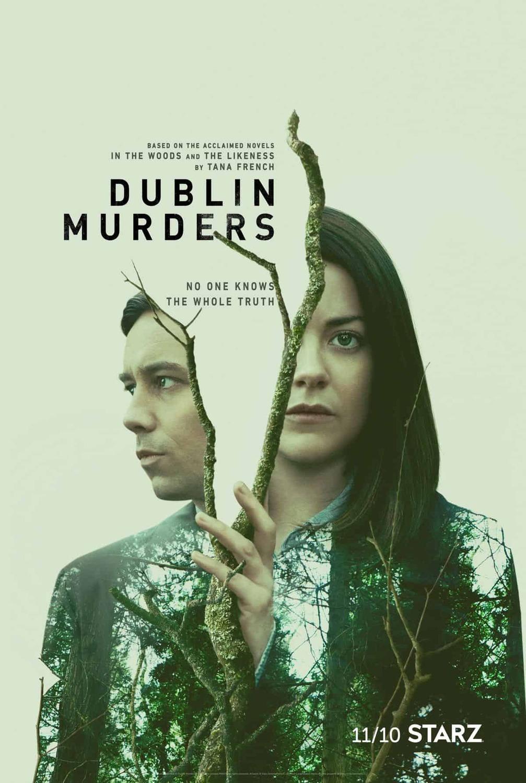 Žmogžudystės Dubline (1 Sezonas) / Dublin Murders Season 1