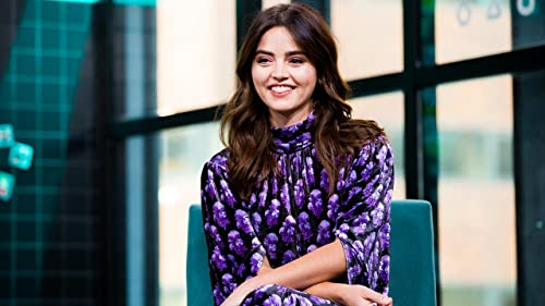 BUILD: Jenna Coleman Reads Queen Victoria's Diaries to Prepare Each Season