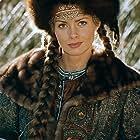 Izabella Scorupco in Ogniem i mieczem (1999)