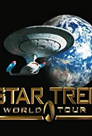 Star Trek World Tour Poster