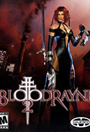 BloodRayne 2 Poster