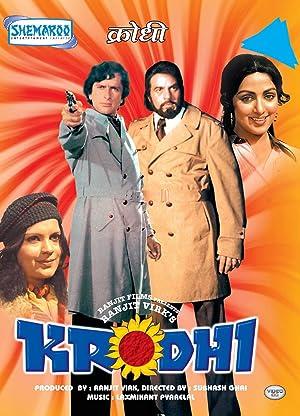 Zeenat Aman Krodhi Movie