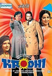 Krodhi Poster