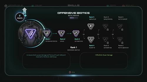 Mass Effect: Andromeda: Gameplay Series Part 1: Combat Weapons & Skills