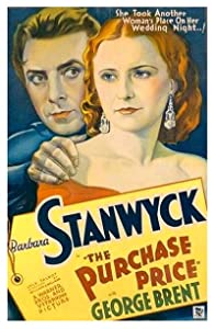 The Purchase Price William A. Wellman